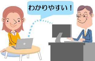 1.リアルタイムでZOOM/SKYPE物件紹介・内見可能!のイメージ