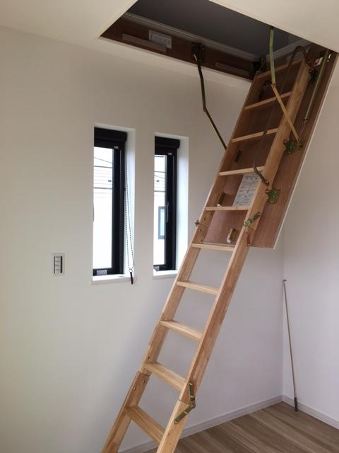 グルニエのはしごです