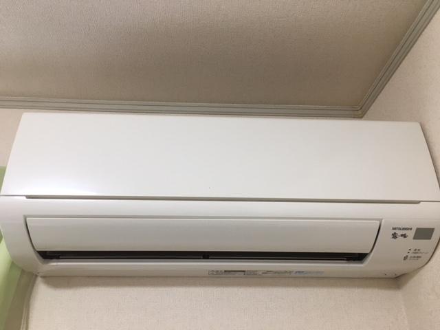 エアコンの種類によって機能は様々です