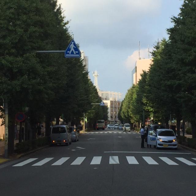 中央大通り