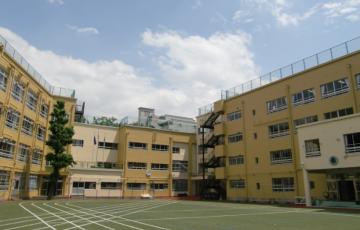 新宿区立 戸塚第一小学校