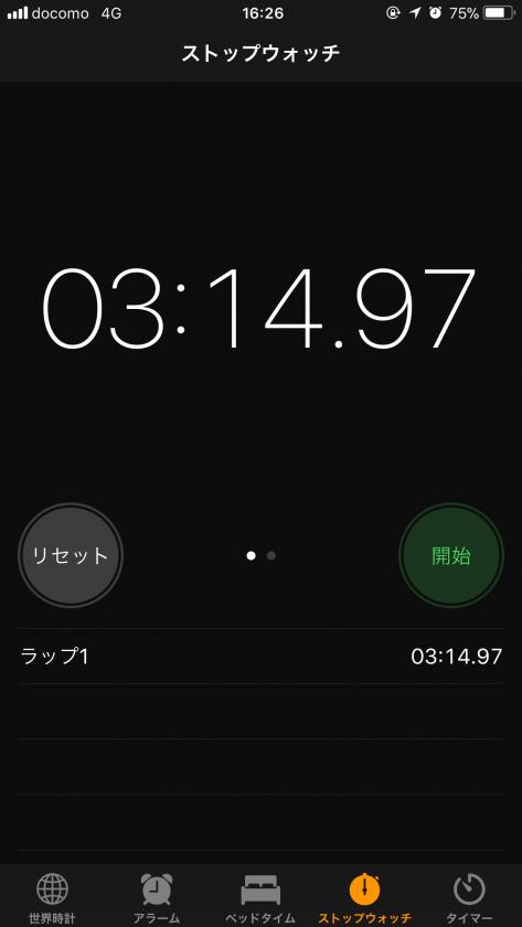 日比谷線「恵比寿駅」から山手線「恵比寿駅」までのホーム間を歩いた所要時間は.....3分14秒でした!