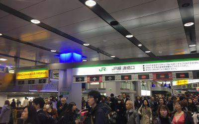 JR線 連絡口 改札