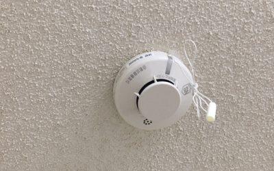 住宅用火災報知器