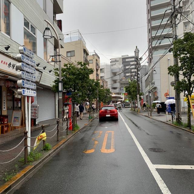 赤塚中央通り